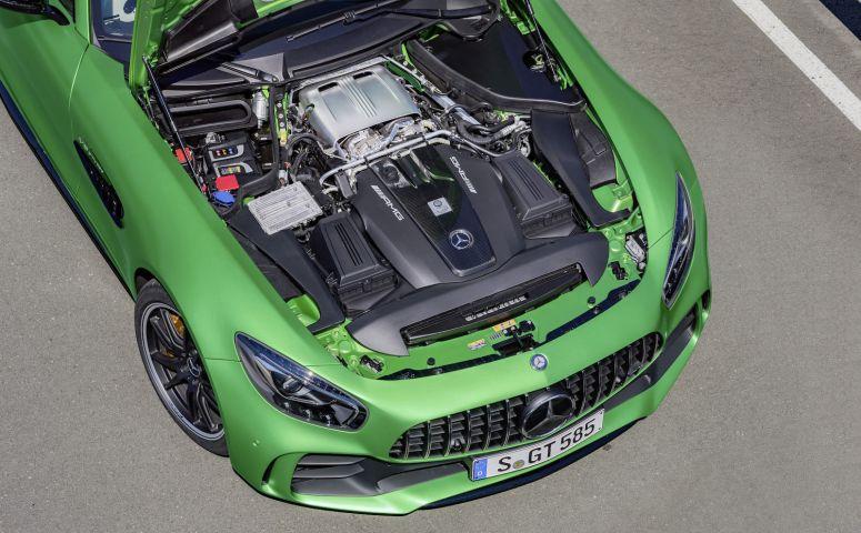 2017 Mercedes-AMG GT-R - 5